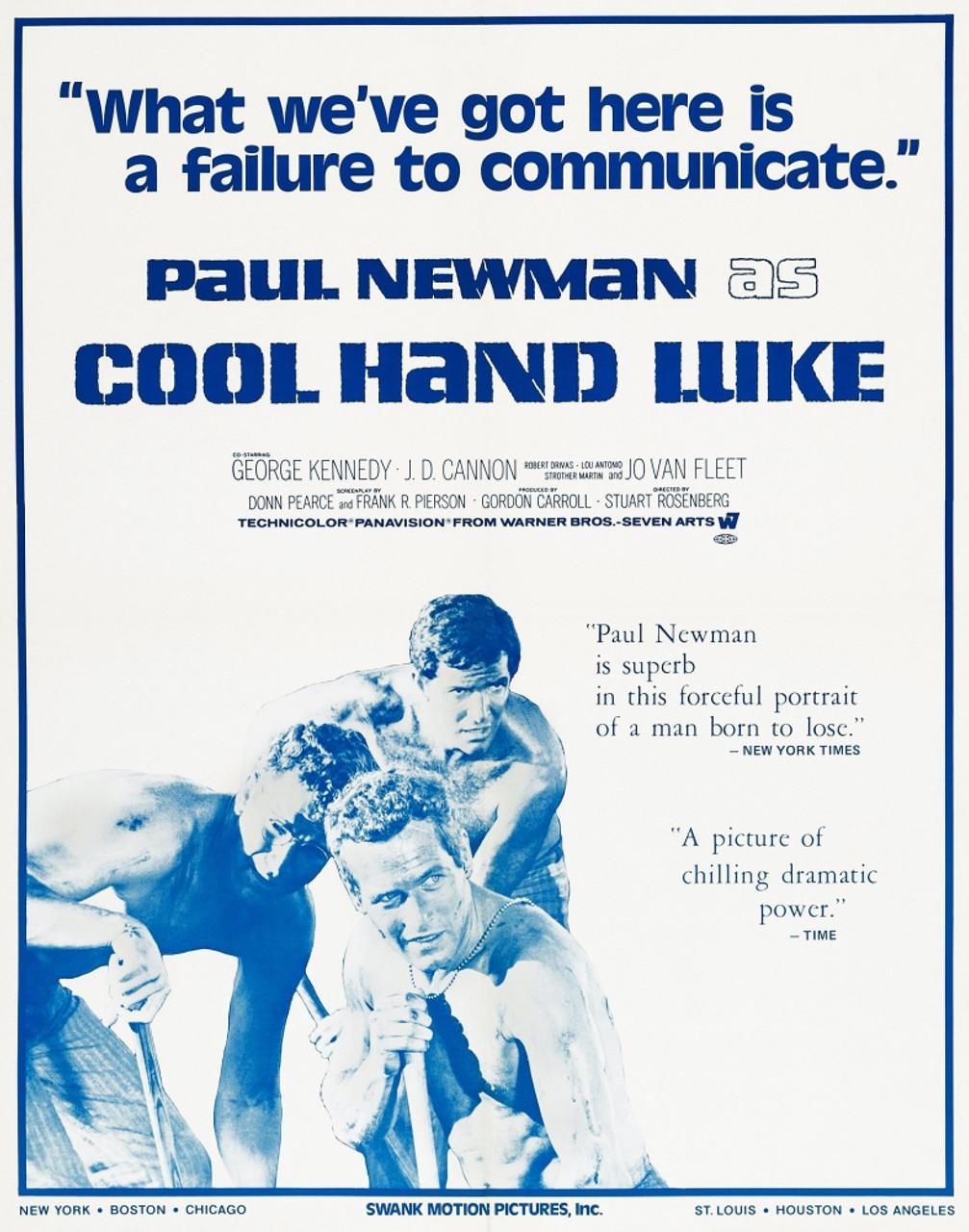 cool hand luke movie poster masterprint item varevcmcdcohaec023