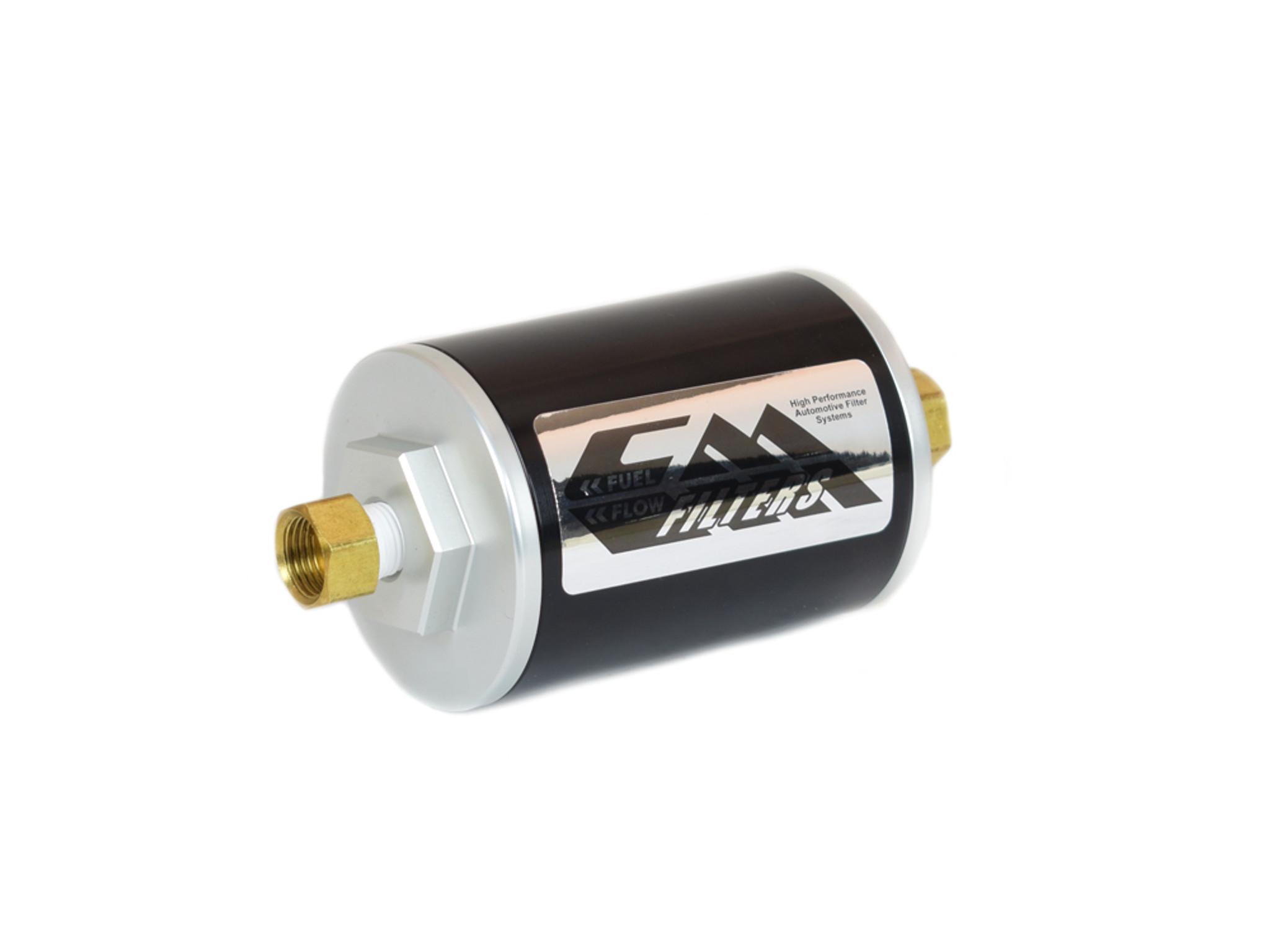hight resolution of inline fuel filter