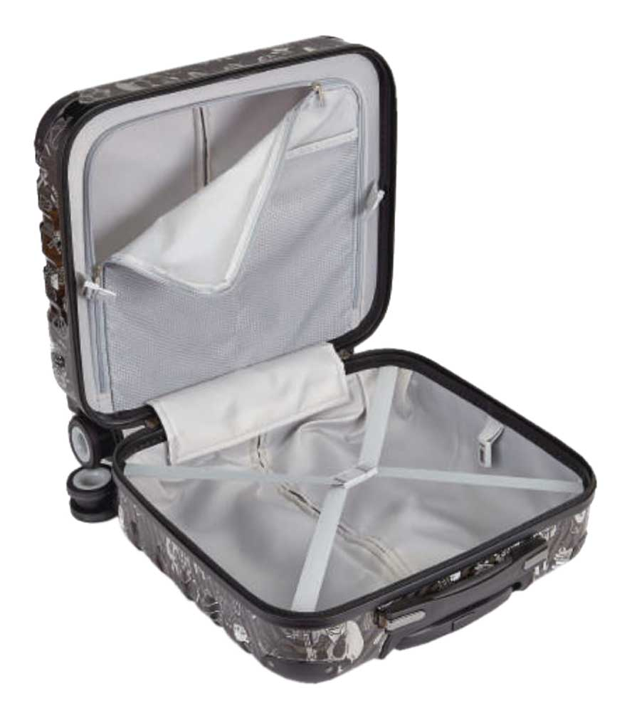 Harley-Davidson® 17 in Overnight Carry-On Luggage w ...