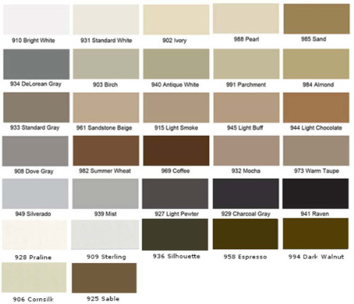https brainstudy info images pewter grout color chart