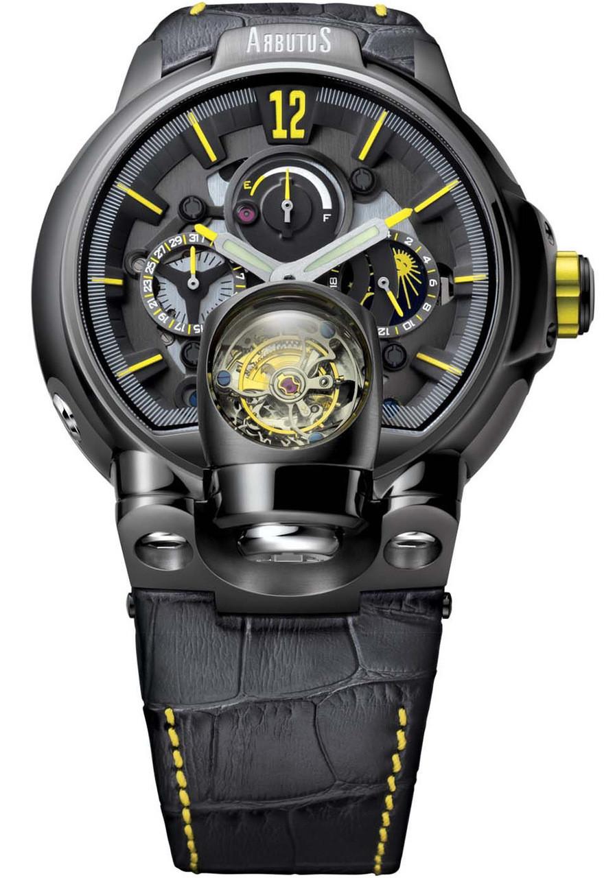 Arbutus Tourbillon Gray Limited Edition | Watches.com