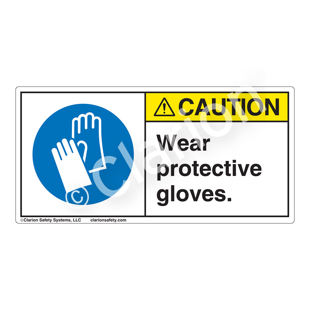 Why Wear Safety Gloves