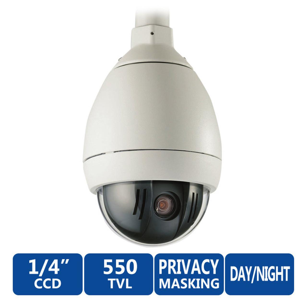 hight resolution of bosch vg5 624 ecs 550tvl outdoor ptz cctv analog security camera autodome ptz camera wiring diagram