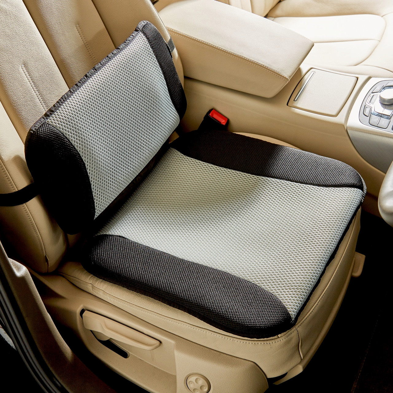 Cooling Lumbar And Car Seat Cushion Set Scotts Of Stow