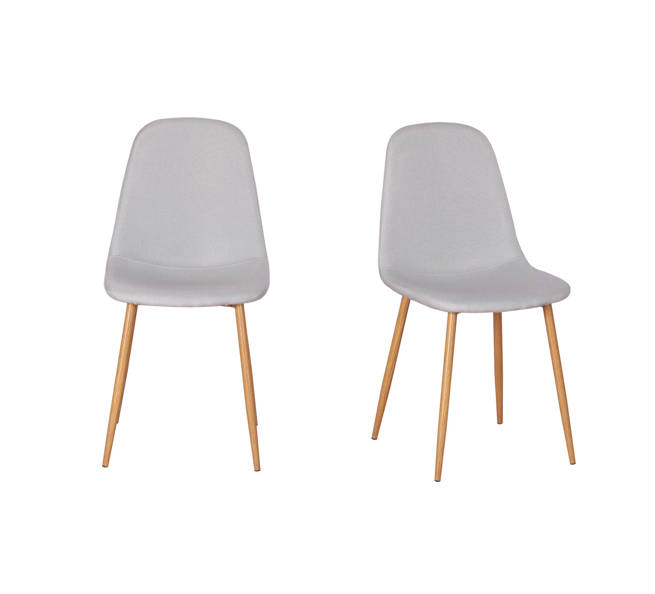Dining Chair Set Of 2 Metro Set Of 2 Dining Chairs