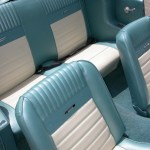 1965 1966 Ford Mustang Pony Upholstery Full Set From Tmi Products