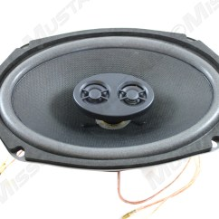 Dual Voice Coil 6x9 72 Super Beetle Wiring Diagram 6 X 9 Speaker