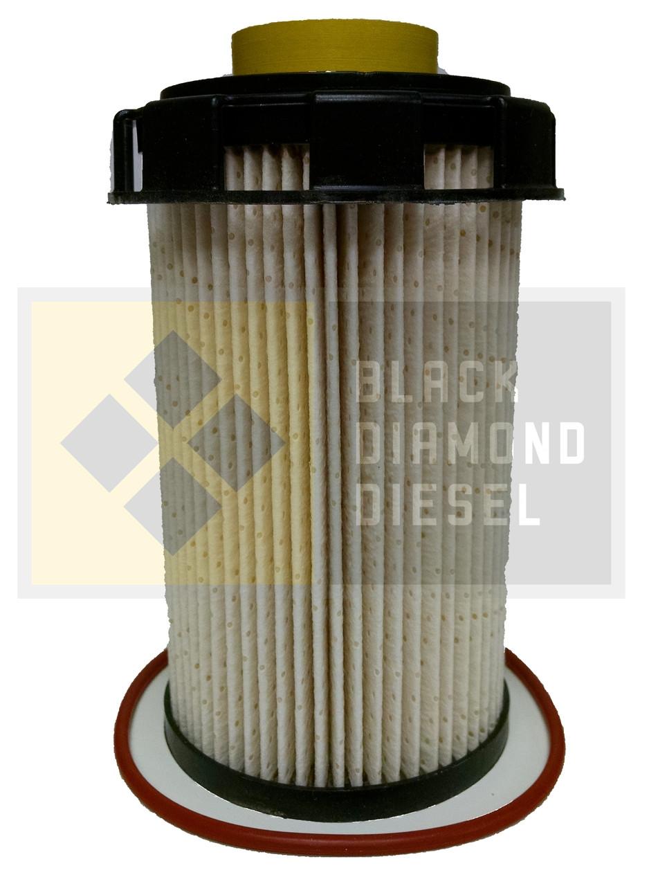 hight resolution of prime guard fuel filter fits 2007 2008 dodge ram 6 7 cummins