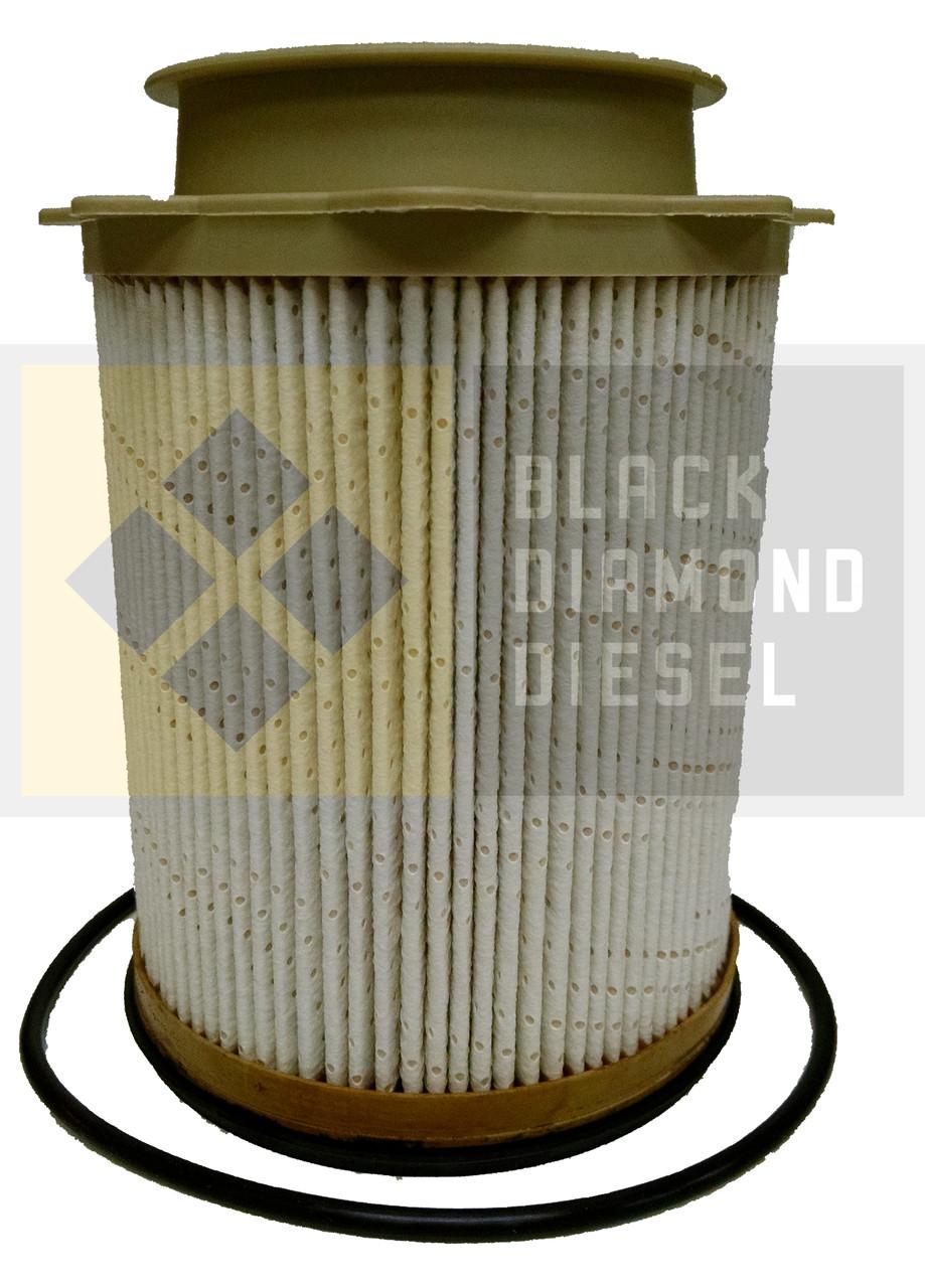 hight resolution of prime guard fuel filter fits 2010 2011 dodge ram 6 7 cummins bdspdf36294xe