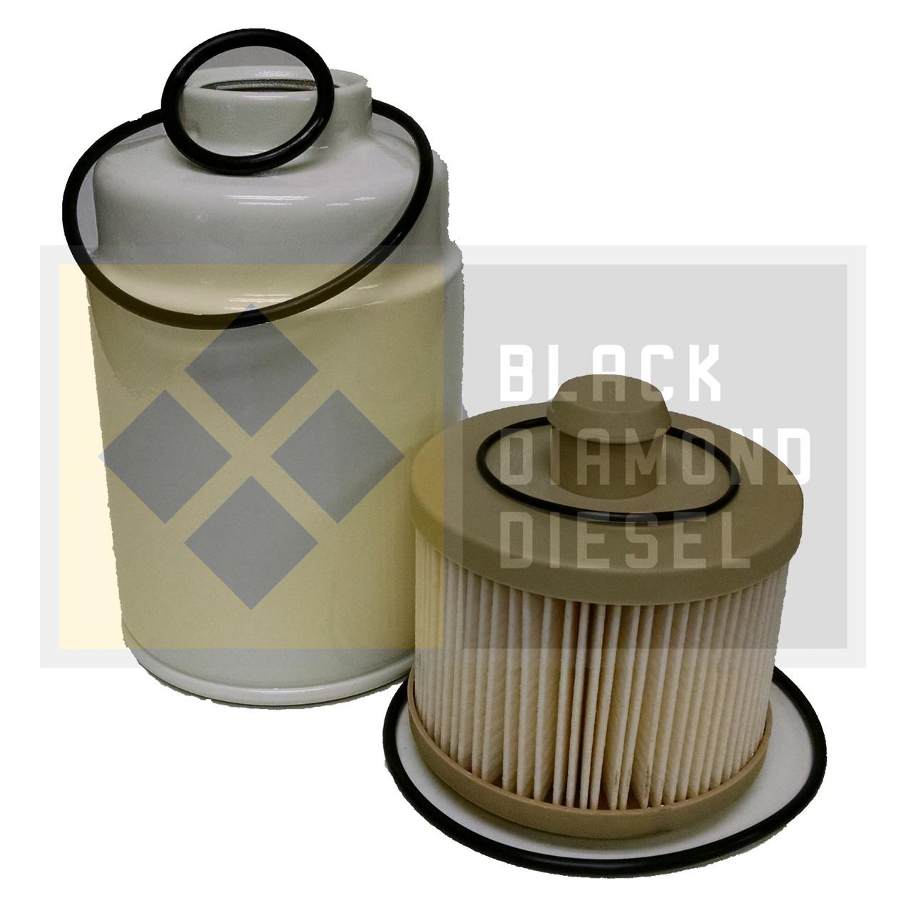 hight resolution of prime guard fuel filter fits 2006 2012 gm 6 6 duramax diesel van bdspdf75888