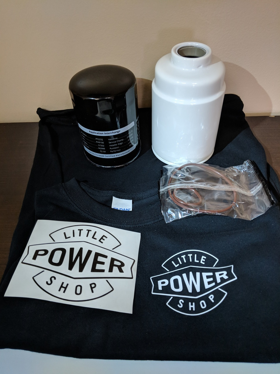 2001 2016 gm 6 6 duramax oil and fuel filter set sale with free t shirt [ 960 x 1280 Pixel ]