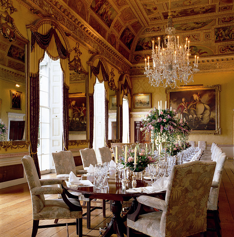 GROHE Brocket Hall Residential References