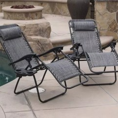 Zero Gravity Patio Chair Xl Outdoor Pub Table And Chairs 5 Best Feb 2019 Bestreviews If You Often Have Company Live With Another Person Or Want To Give A As Gift Opt For Two Pack
