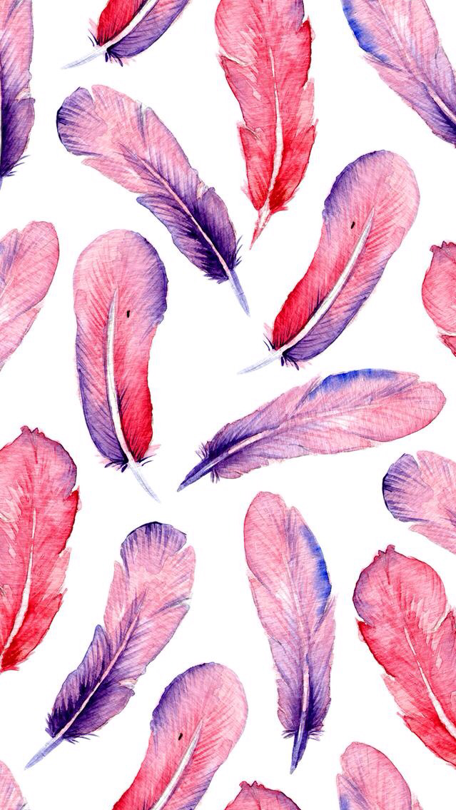 Pink Feathers Falling Wallpaper The Newest Flower Background Tumblr Stickers On Picsart