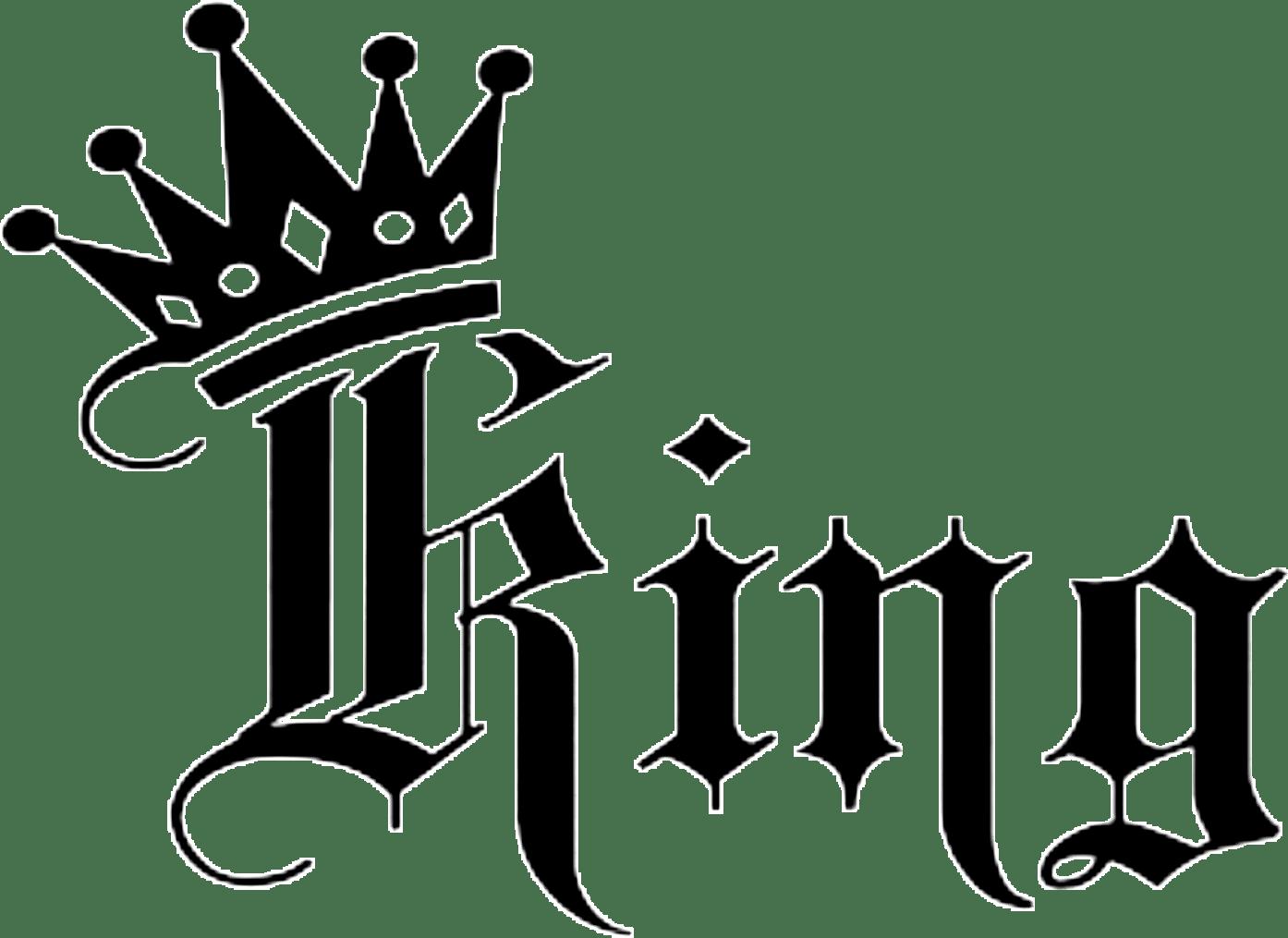 King Crown Black