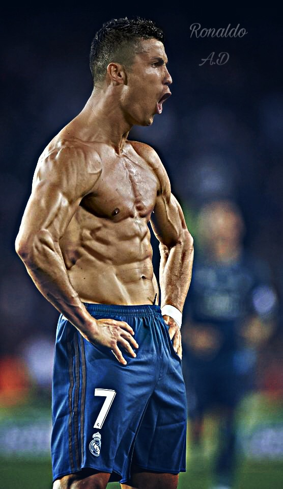 Realmadrid Don Cristiano Ronaldo Freetoedit