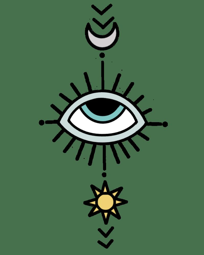Sol Y Luna Dibujo Tumblr Guatelinda