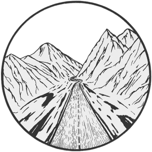 indie aesthetic drawing mountain travel transparent drawings boho line aesthetics clipart easy vaporwave sketch flower sticker leaf tree hindu grunge