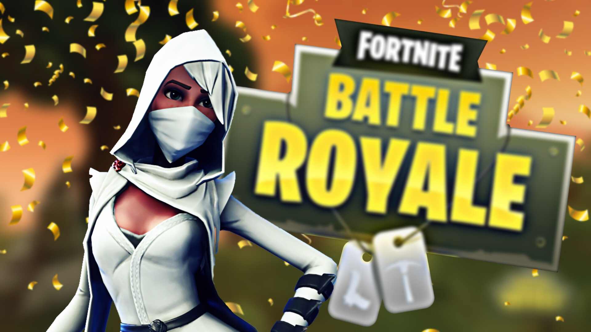 Fortnite Thumbnail Ninja Battleroyale Freetoedit