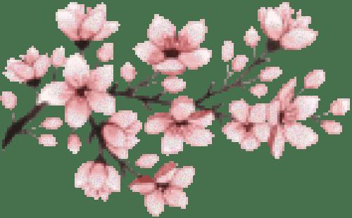 Image result for sakura pixels