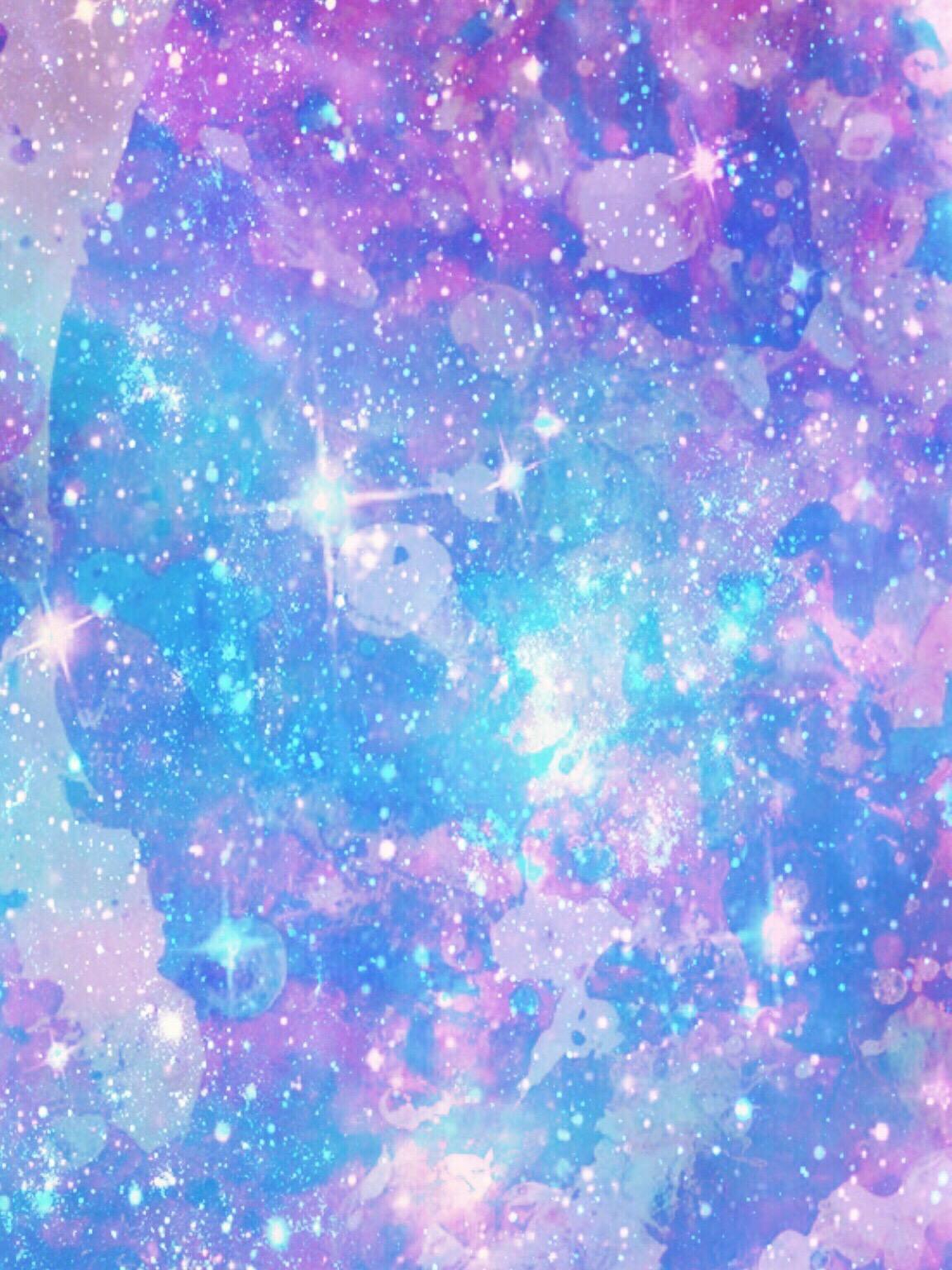 freetoedit glitter sparkle colorful galaxy cute girly