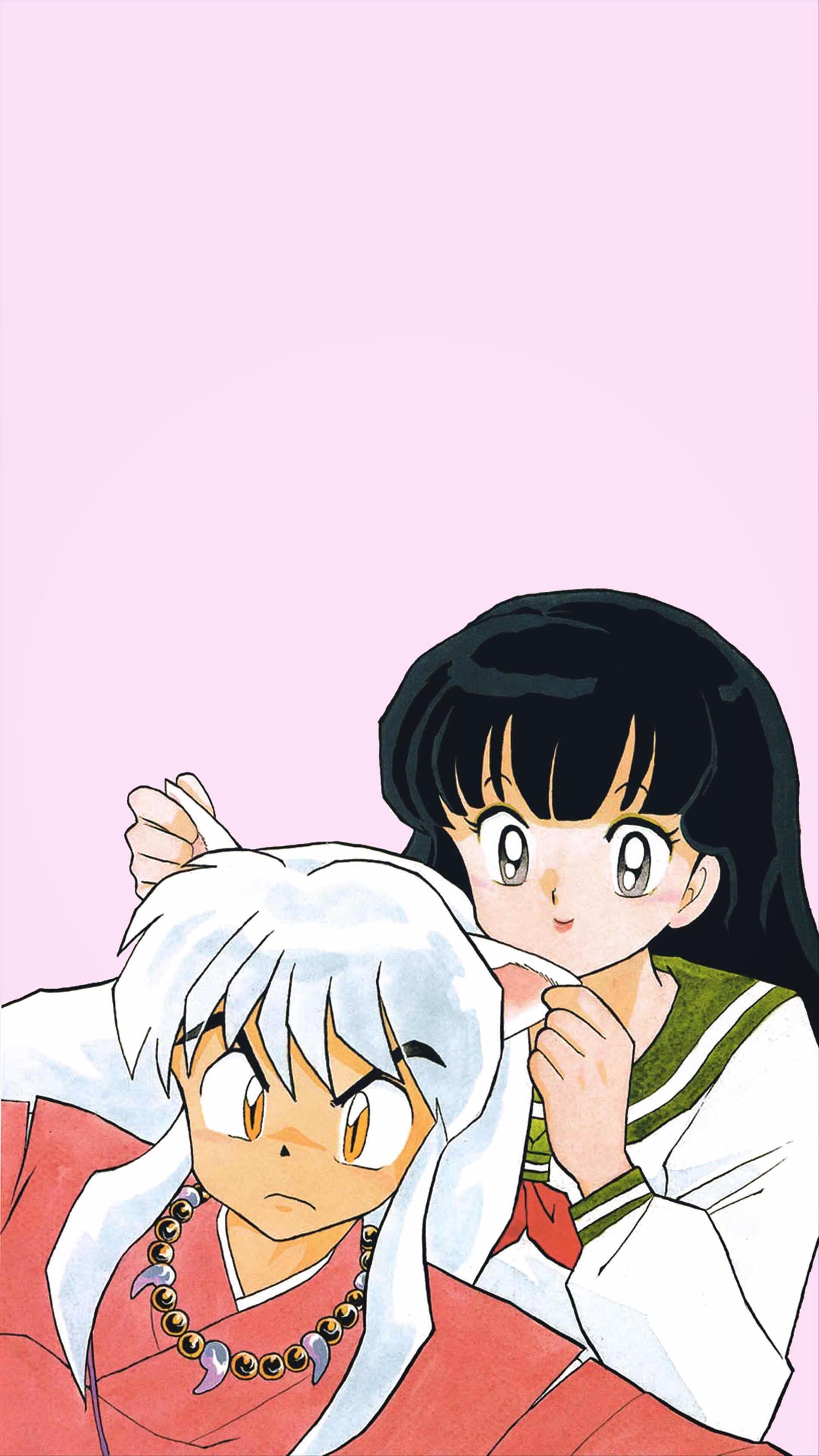 Zendha Anime Iphone Wallpaper Inuyasha