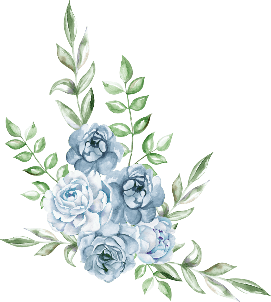 Free Fall Wallpaper Apps Freetoedit Ftestickers Watercolor Blue Rose Cluster Cli