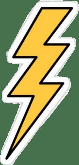 Popular and Trending lightning Stickers on PicsArt