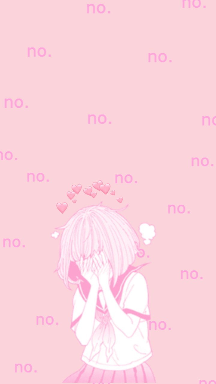 A collection of the top 35 pastel aesthetic anime wallpapers and backgrounds available for download for free. Cute Pink Pastel Anime Image By Juh P