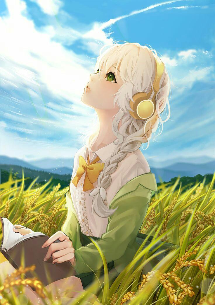 Anime Girl Summer : anime, summer, Anime, Summer, Musik, Image