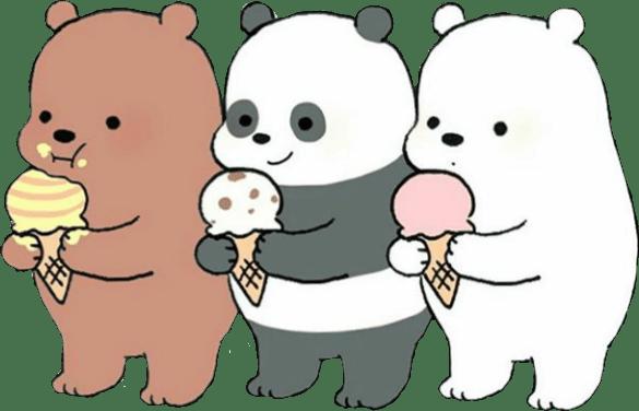 Cute Drawing Polar Bear Wallpaper Android Webarebears Bear Icebear Panda Cartoonnetwork