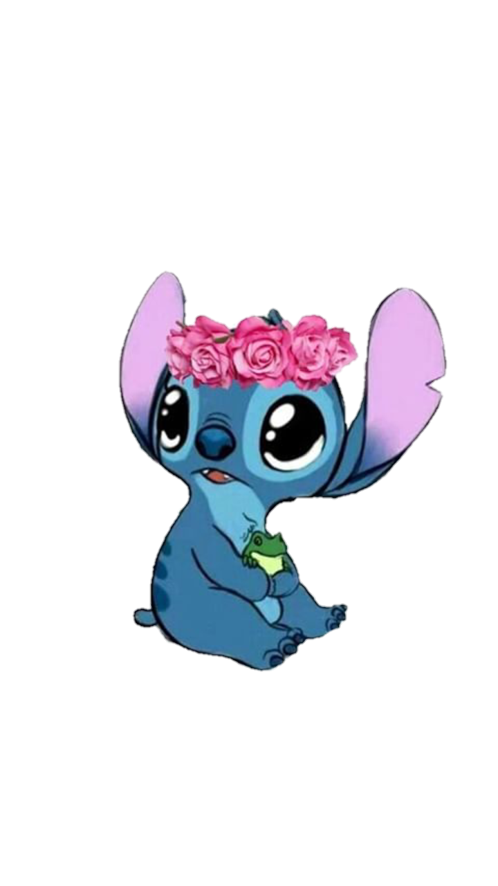 Cute Stitch Desktop Wallpaper Baby Love Anime Stich