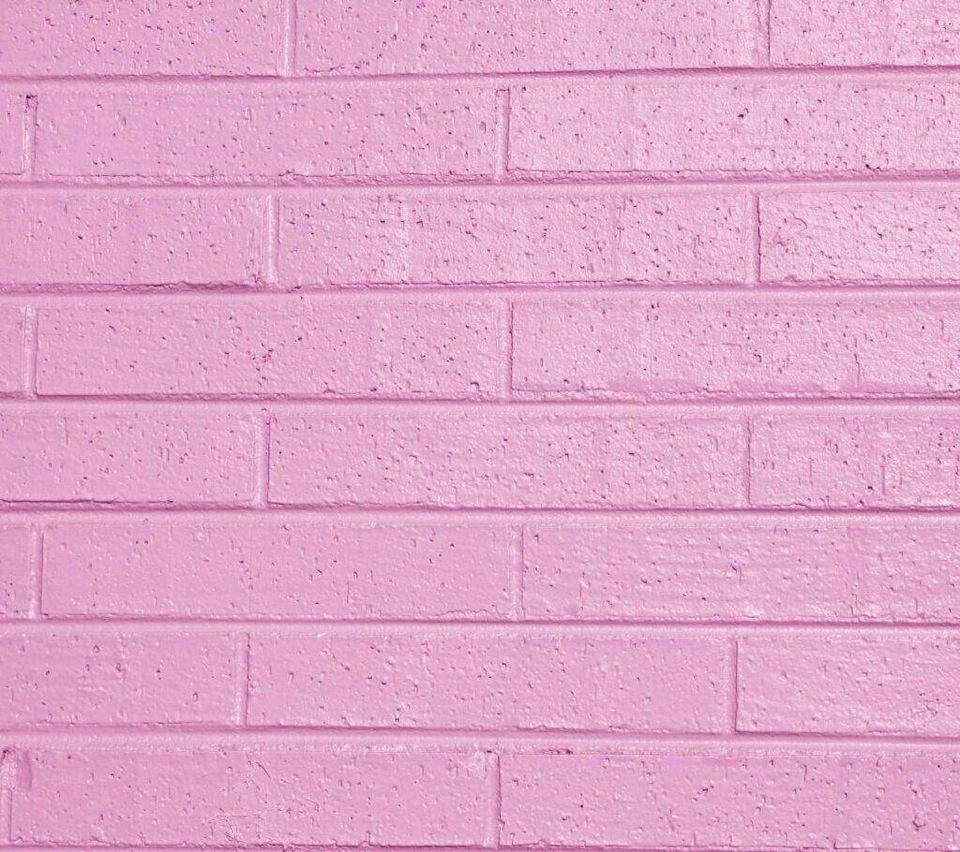 Cute Pastel Color Wallpaper Freetoedit Ladrillos Pink Rosa Tumblr Girl
