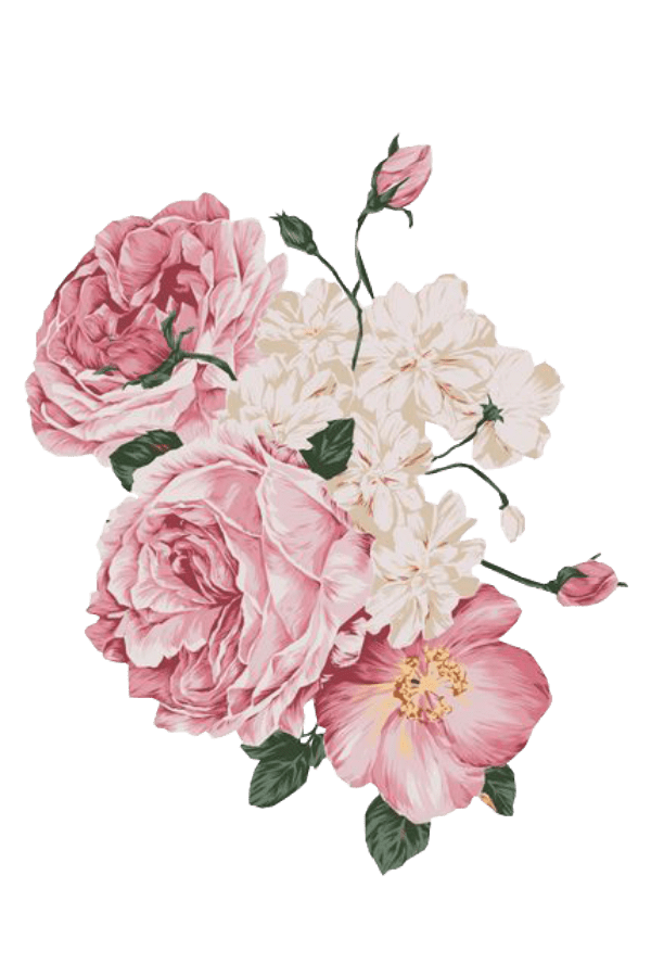 flower spring pink png free overlays overlay kpopedit
