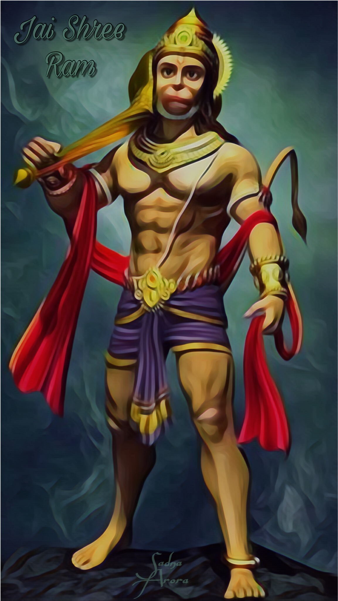 1000 awesome hanuman images