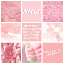 aesthetic collage pink pastel wallpapers backgrounds col freetoedit remixit sign liked users