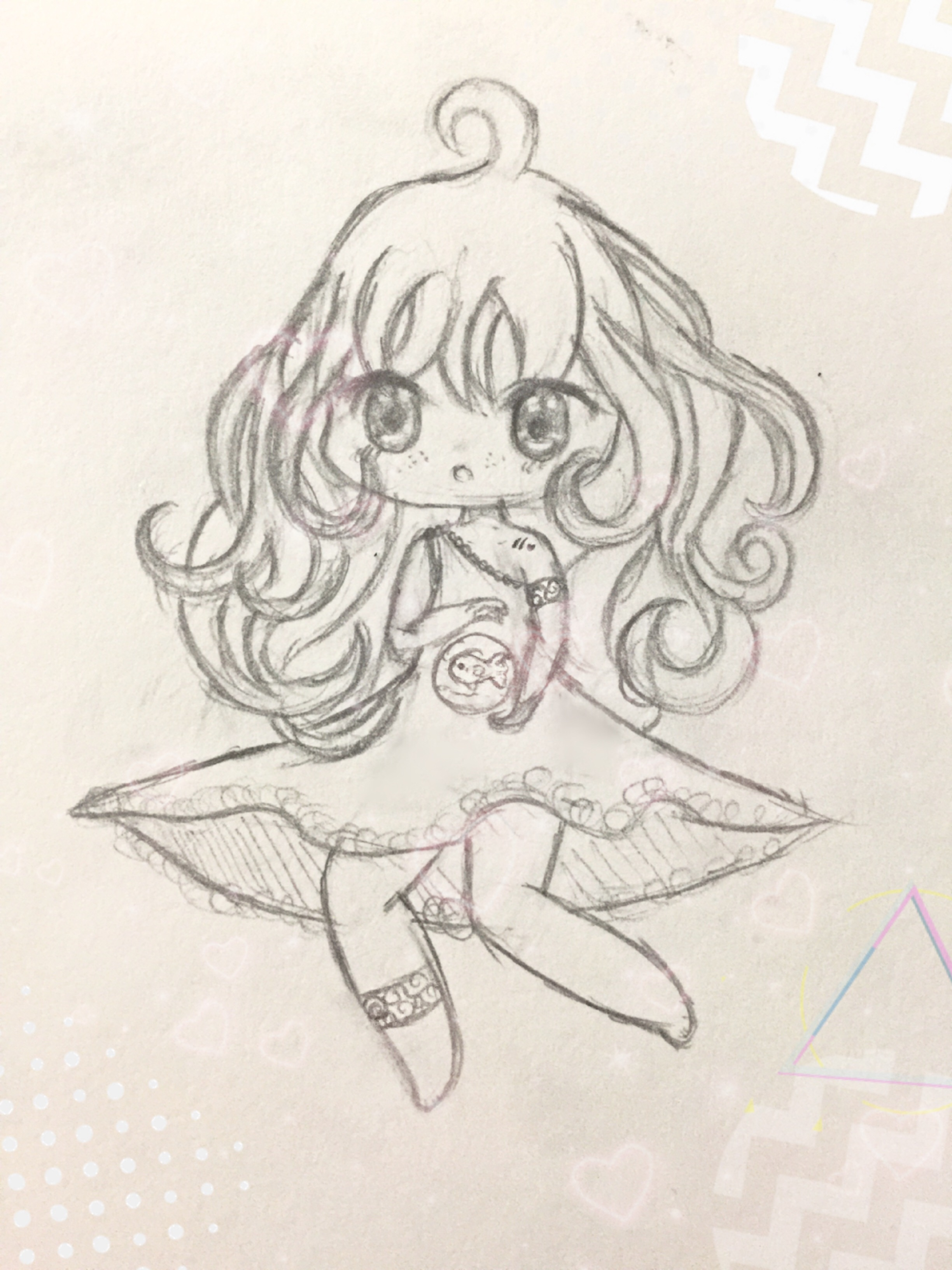 Chibi Body Proportions : chibi, proportions, Chibi, Image, Pollen.and.ash