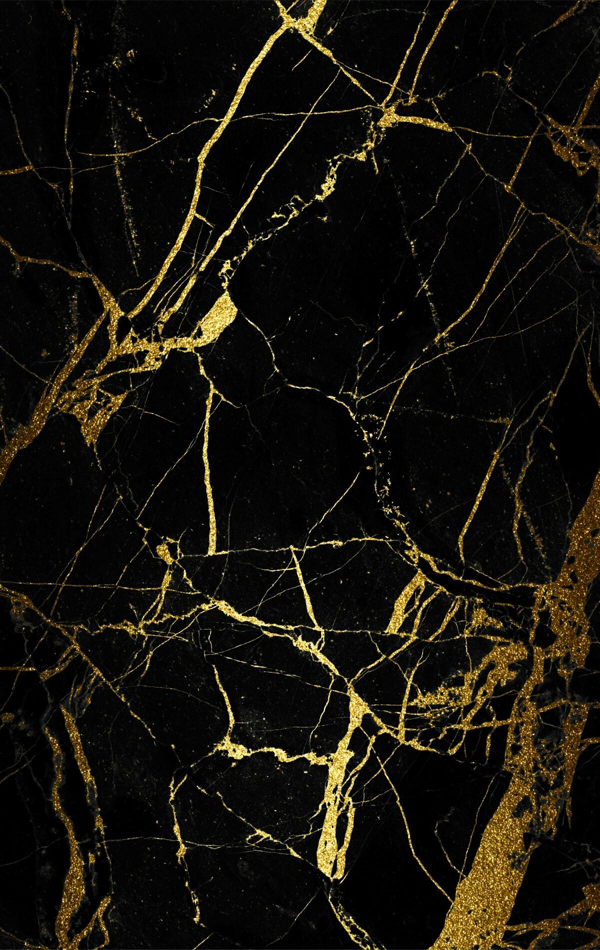 marblebackgrounds marble black gold blackandgold wallp