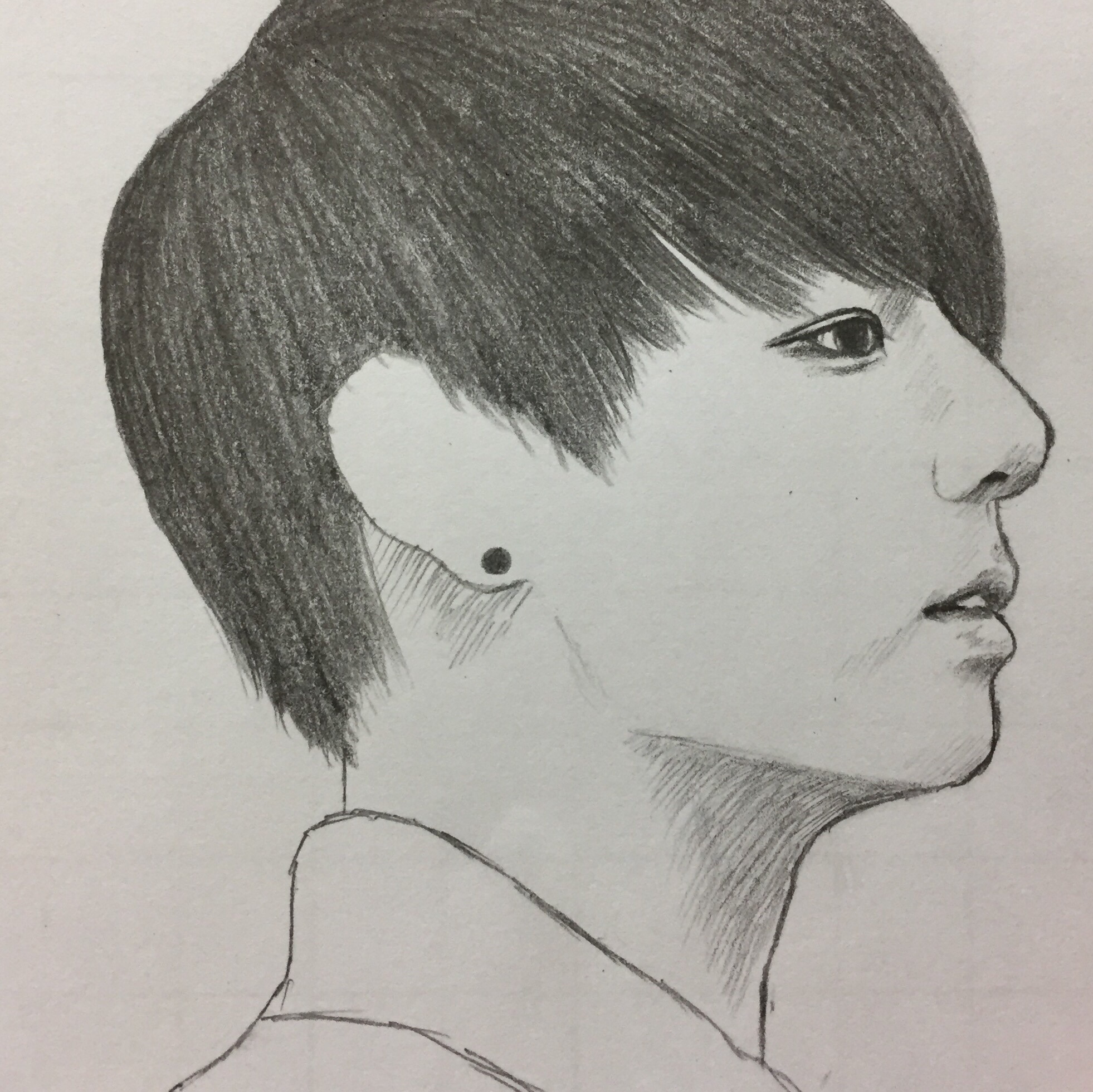 Bts Jungkook Drawing Easy Clipartxtras Viewinvite Co
