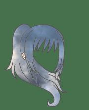 air cute gacha life hair anime