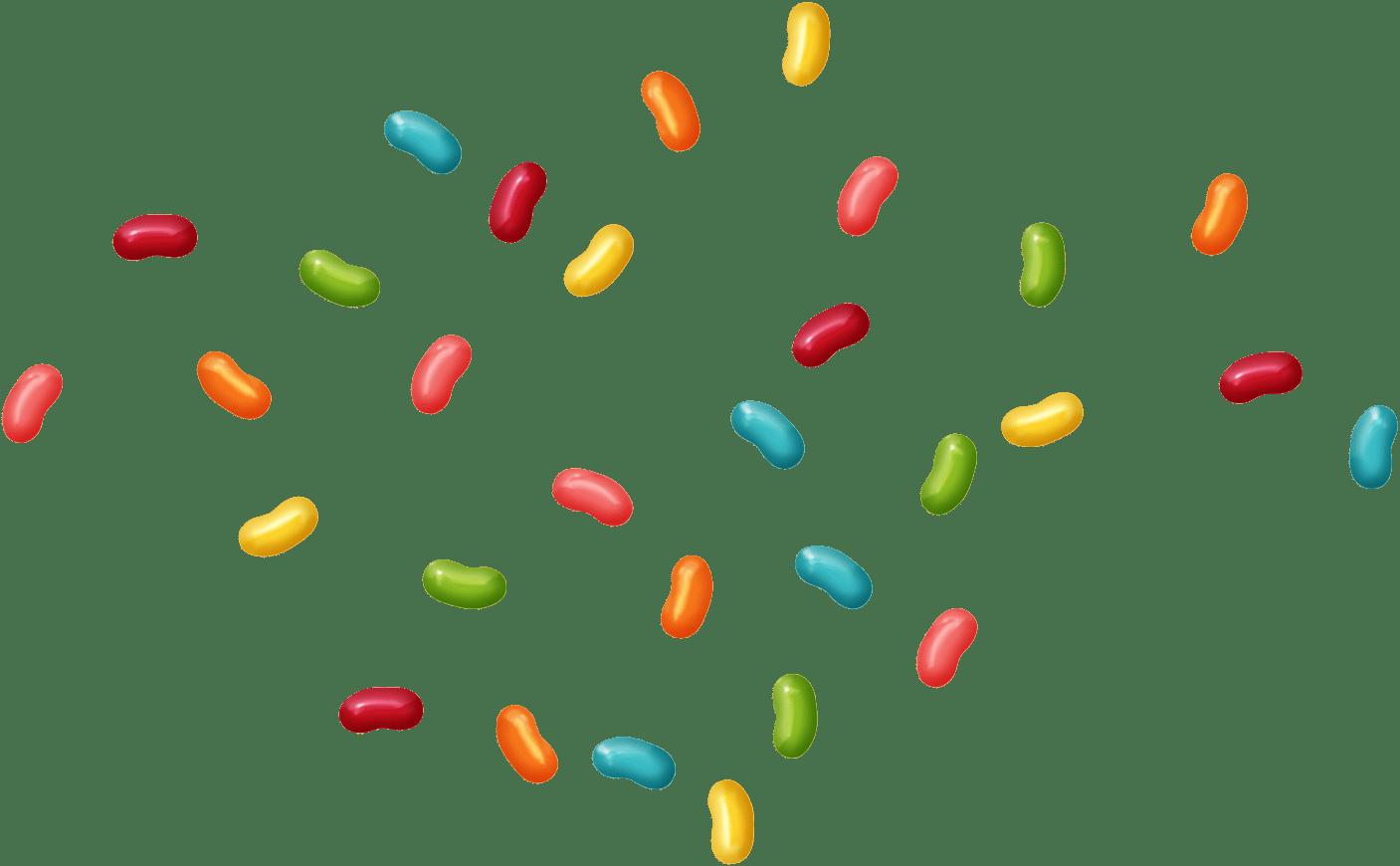 Jelly Bean Beans Yummy