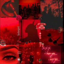 red aesthetic Image by Wallpaper tumblr