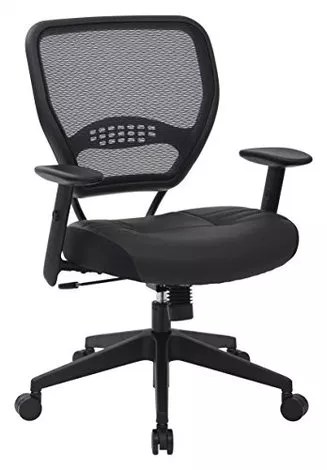 revolving chair assembly ottoman 5 best office chairs mar 2019 bestreviews professional airgrid