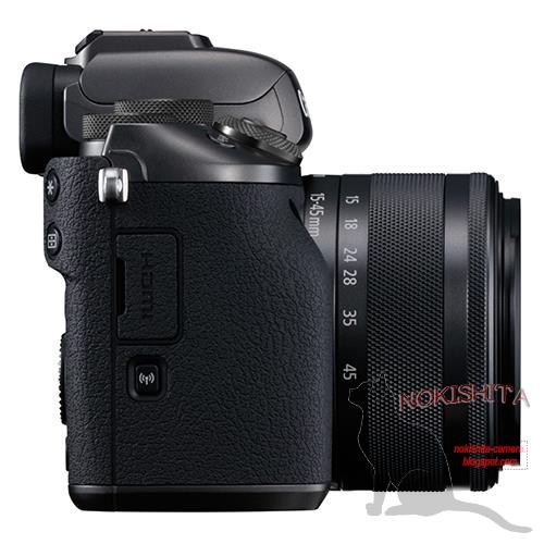 Canon EOS M5實機亮相?? | DIGIPHOTO-用鏡頭享受生命