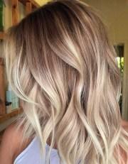 ombr hair beige