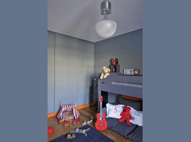 orange chair salon bean bag sale chambres d'enfants: plein d'idées déco! - elle décoration