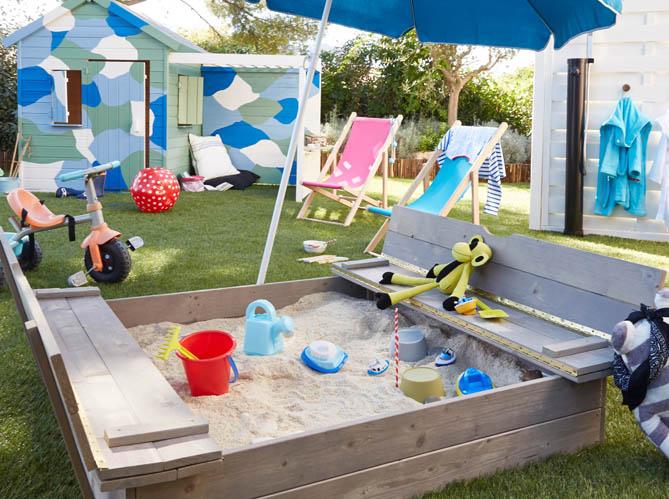 Deco Exterieur Jardin Mobilier De Jardin Enfant