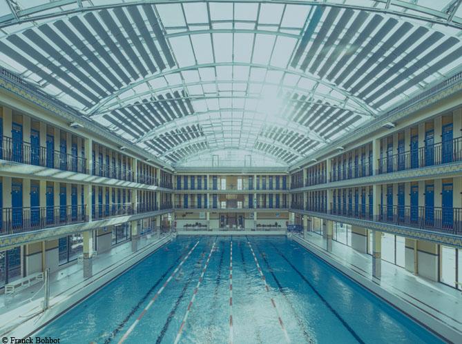 Les 10 plus belles piscines de Paris  Elle Dcoration