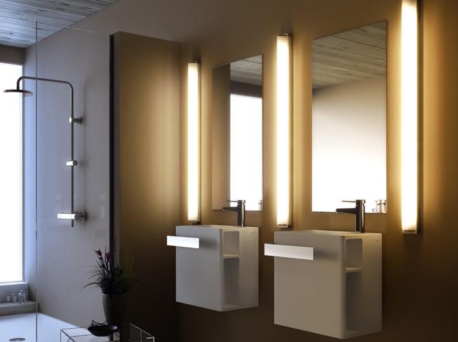 Je veux le meilleur luminaire pour ma salle de bains  Elle Dcoration