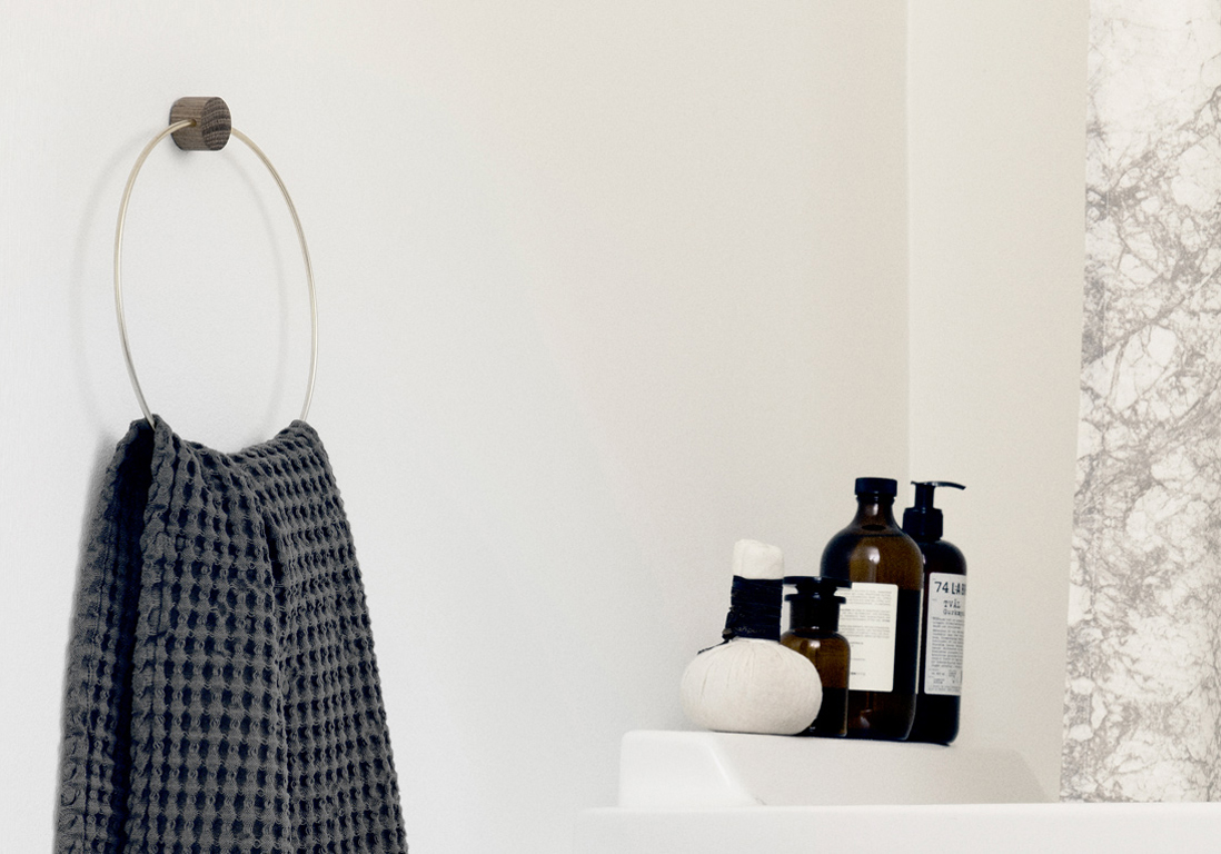 Porte serviette salle de bain conforama accessoires salle for Porte serviette salle de bain conforama